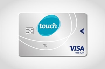 touch Platinum Card
